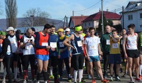 Preteky Ptičie - 2. kolo PATRIOT Vranovskej bežeckej ligy 2015