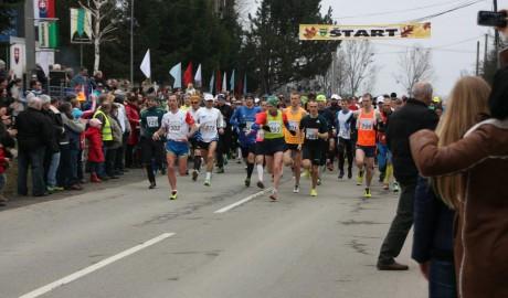 Blažice 2015 - PATRIOT Vranovská bežecká liga 2015