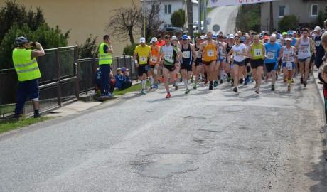 PATRIOT Vranovská bežecká liga 2015 - Budimír