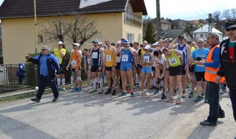 6. kolo PATRIOT Vranovskej bežeckej ligy 2015