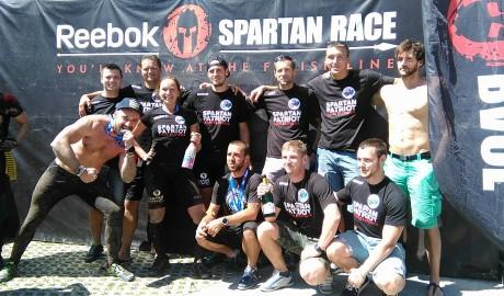 Spartan Race Super - Krynica PL, 1.8. 2015.