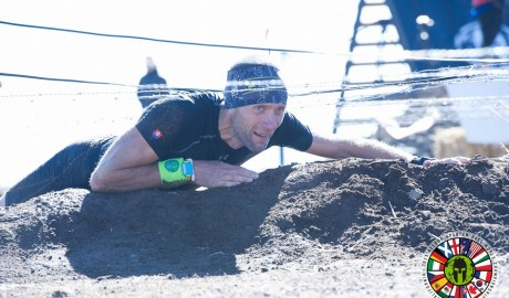 Michal Ivančo na World Championship Spartan Race USA 2015