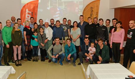 Vyhodnotenie Patriot Vranovskej Bežeckej Ligy 2015 a Spartan Patriot2 015