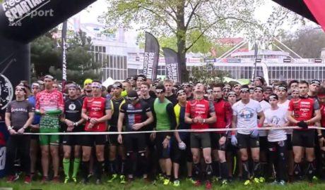 2. miesto pre Spartan PATRIOT Team na Reebok Spartan Race 2016 v Prahe