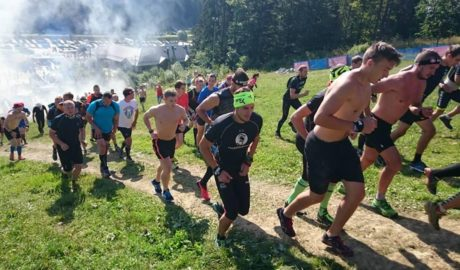 Spartan Race - Beast & Super - Krynica 2016 - Spartan Patriot Team