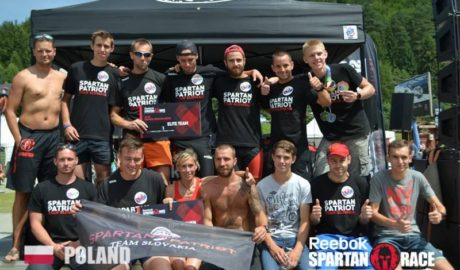 Spartan Race - Beast & Super - Krynica 2016 - Spartan Patriot Team