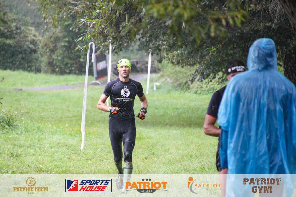 SPARTAN PATRIOT Team - Revište Spartan Beast 2016