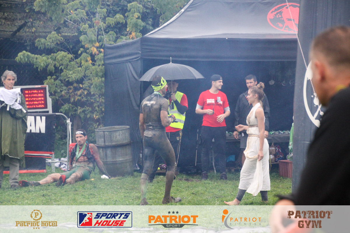 SPARTAN PATRIOT Team - Revište Spartan Beast 2016