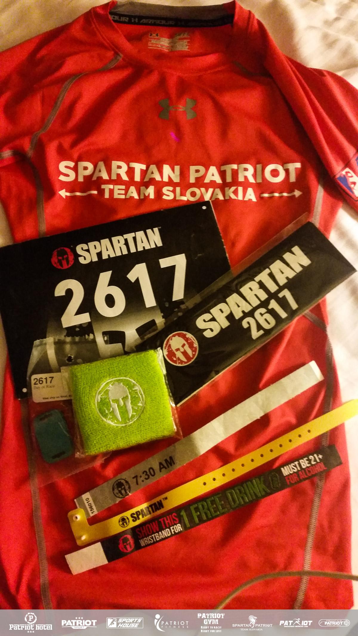 Majstrovstvá sveta Spartan race USA 2016