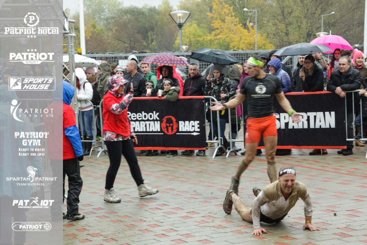 Spartan Race Tokaj 2016, Spartan Patriot Team