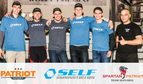 Spartan Patriot Team Slovakia - Self Omninutrition