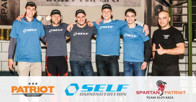 Spartan Patriot Team Slovakia - Self Omninutrition