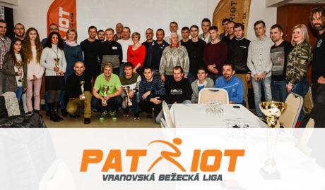 Vyhodnotenie Patriot Vranovskej Bežeckej Ligy 2016