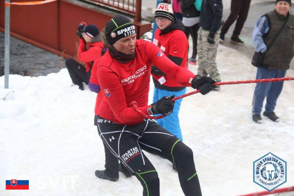 Spartan Patriot Team Slovakia - SR Winter Svit 2017