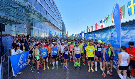 Maratón Bratislava 2017