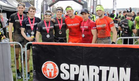 SPARTAN PATRIOT TEAM SLOVAKIA - SPARTAN RACE Sprint Kraków 2017
