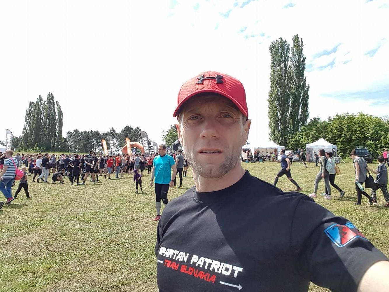 Spartan Patriot Team Slovakia 2017 Nitra