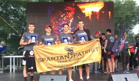 Spartan Patriot Team v Maďarsku
