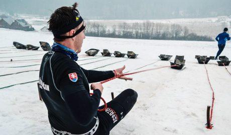 Prvy zimný spartan Race 2019
