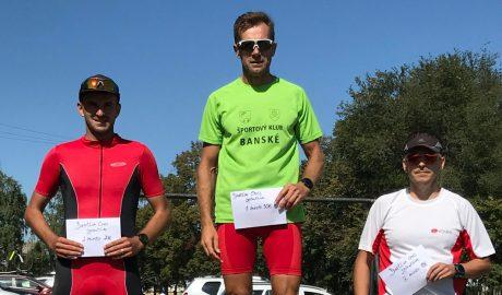 V sobotu 14.9.2019 na športovom podujatí v Zemplískom Klečenove dominovala športová rodina Ivančových