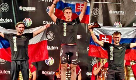 Spartan Patriot team Slovakia sbronzom na MS vGréckej Sparte